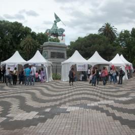 Campaña anual de prevención y detección de VIH sida Rosario