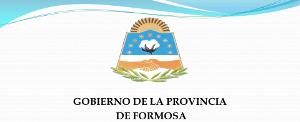 gobierno de Formosa